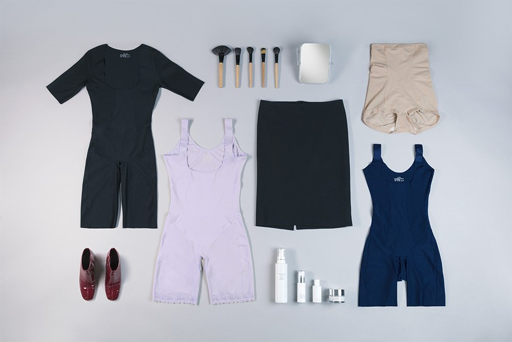 FORCE technology for high quality shapewear