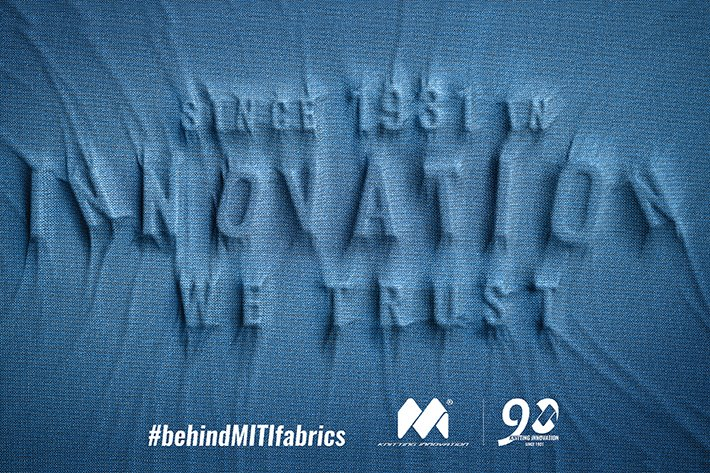 Innovation #behindMITIfabrics